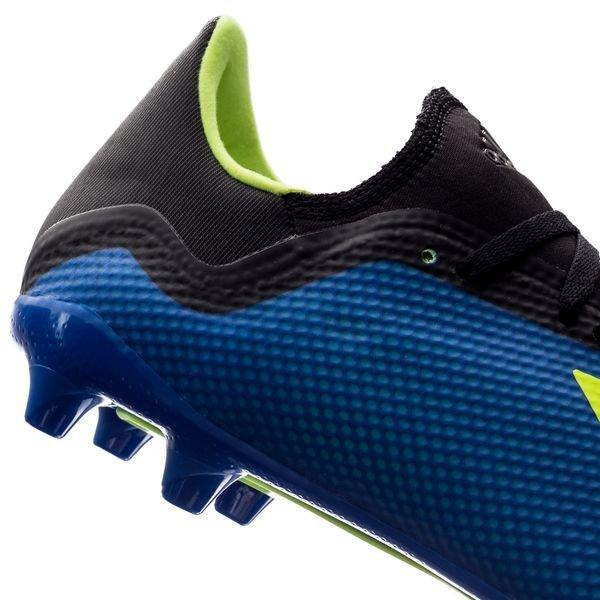 premium selection cb2db 6e8ec adidas X 18.3 FG AG Energy Mode - Blå Gul