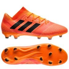 adidas Nemeziz 18.2 FG/AG Energy Mode - Orange/Svart