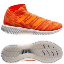 ecae9a3ba69d adidas Nemeziz Tango 18.1 Trainer Energy Mode - Orange/Black