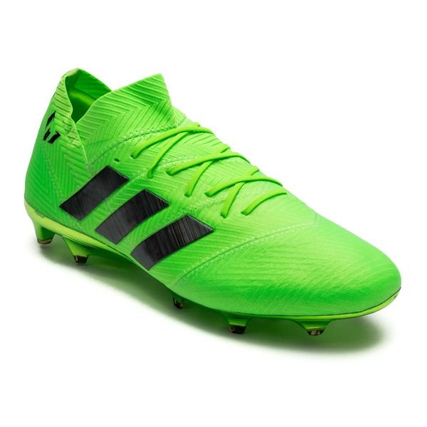 0a9fc4050 adidas Nemeziz Messi 18.1 FG/AG Energy Mode - Solar Green/Core Black ...