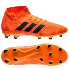 adidas Nemeziz 18.3 FG/AG Energy Mode - Orange/Svart