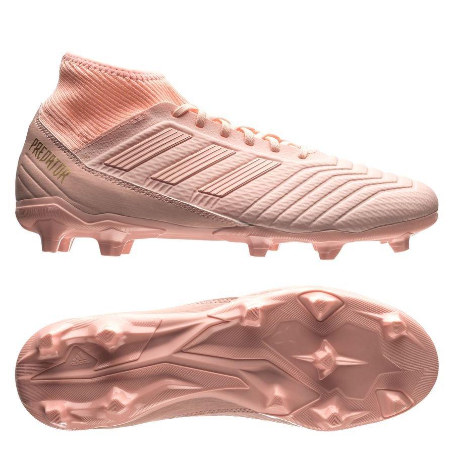 adidas Predator 18.3 Pink Græs (FG)