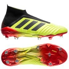 adidas Predator 18+ FG/AG Energy Mode - Solar Yellow/Solar Red
