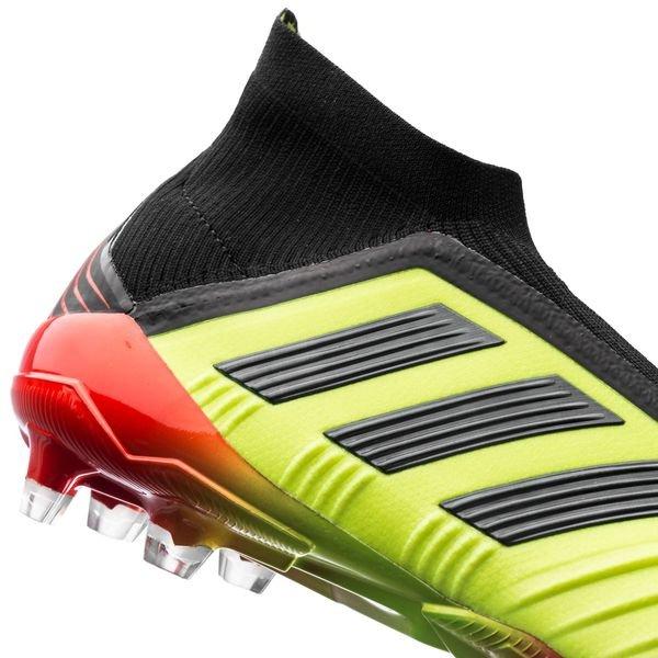 24345db8423b5b adidas Predator 18+ FG AG Energy Mode - Gelb Rot 8