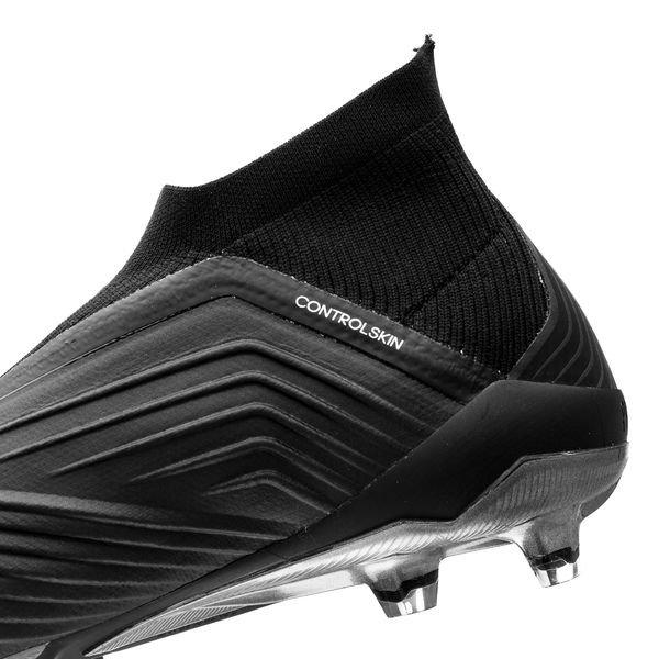 adidas Predator 18+ FG Shadow Mode SchwarzWeiß