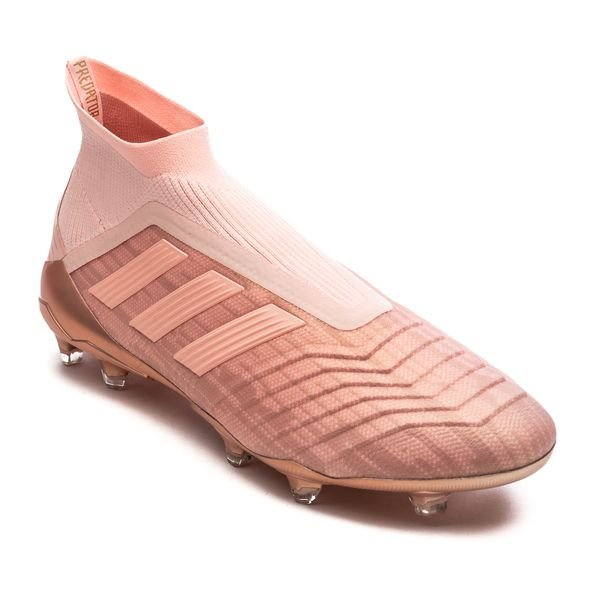 more photos f298f 0f2f1 ... adidas predator 18+ fg ag spectral mode - trace pink - football boots  ...