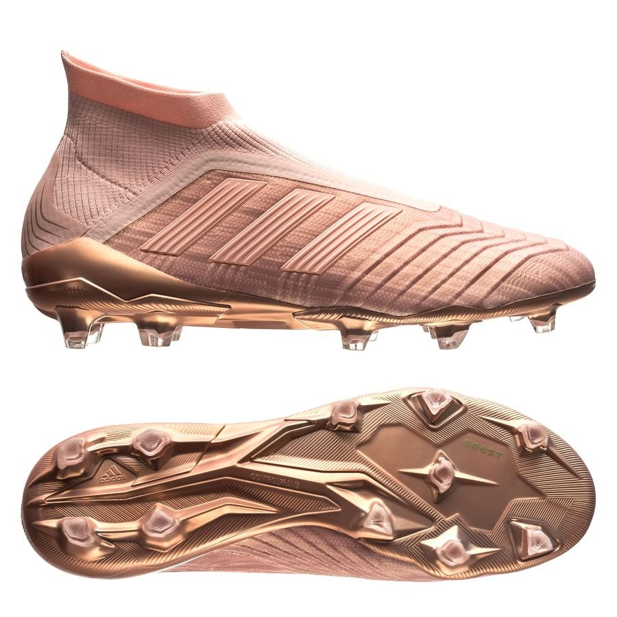 huge discount bd4a8 3415b adidas predator 18+ fg ag spectral mode - trace pink - football boots ...