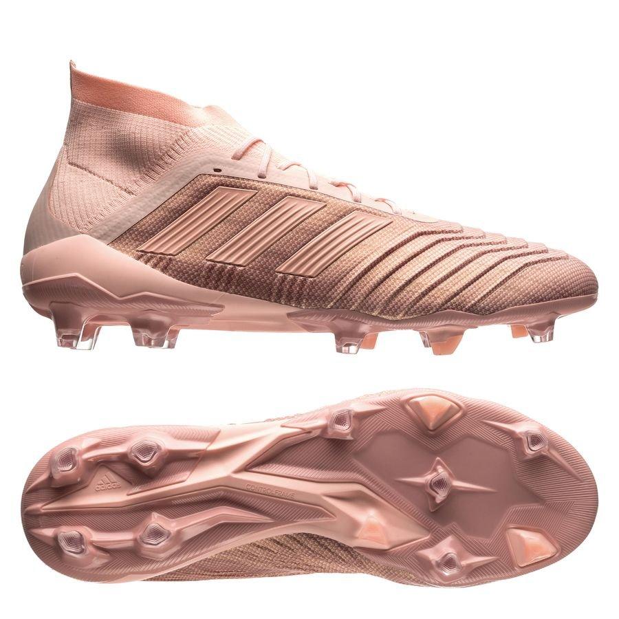 adidas Predator 18.1 Pink Græs (FG)