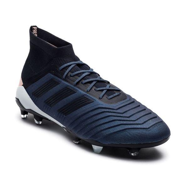 meet d3018 f5cce ... closeout adidas predator 18.1 fg ag cold mode navy rosa fotballsko  99d65 206ea