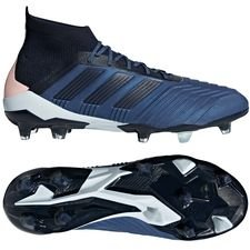 adidas Predator 18.1 FG/AG Cold Mode - Legend Ink/Pink