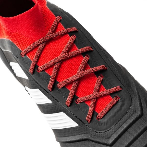 best loved ae669 b4d38 adidas Predator 18.1 SG Team Mode - Noir Blanc Rouge 6