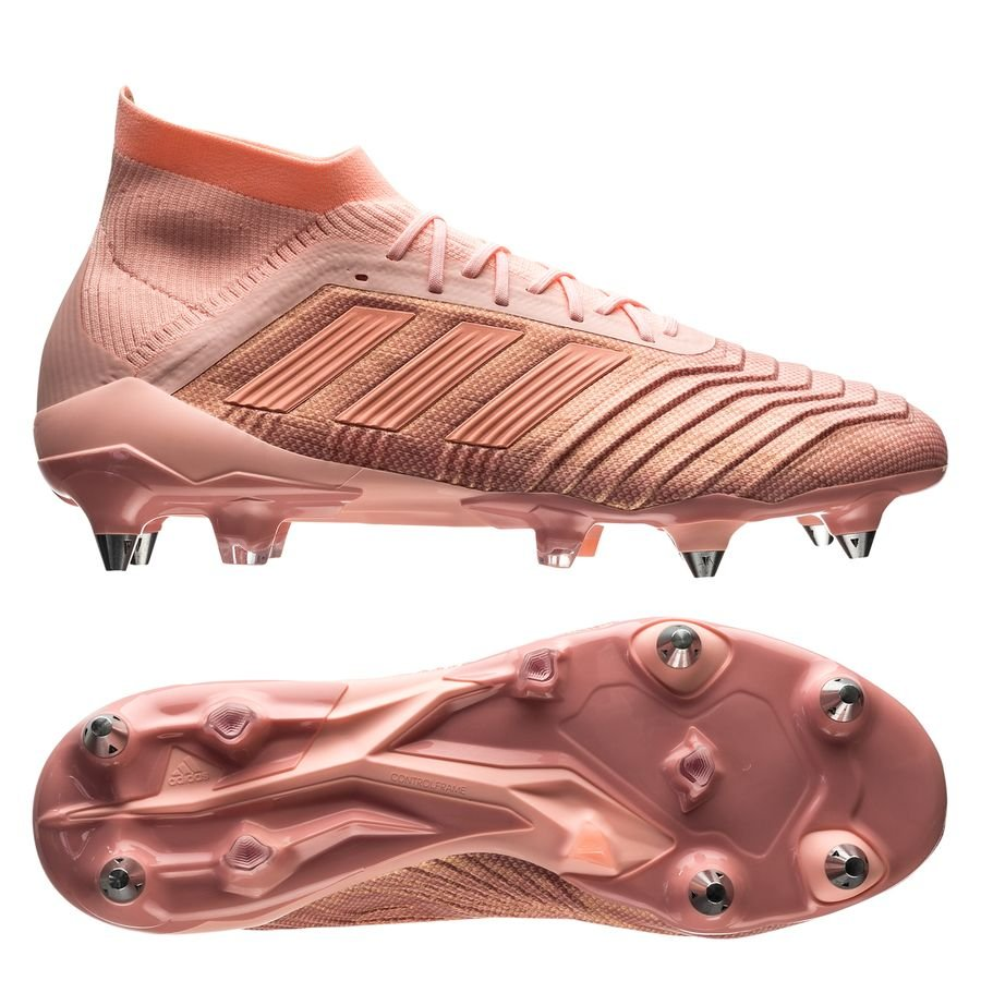 adidas Predator 18.1 SG Spectral Mode - Trace Pink