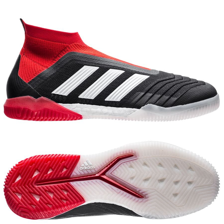 adidas Predator Tango 18+ IN Team Mode - Noir/Blanc/Rouge