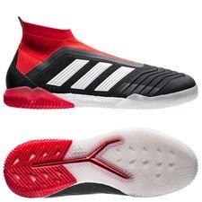 adidas Predator Tango 18+ IN Team Mode - Noir/Blanc/Rouge