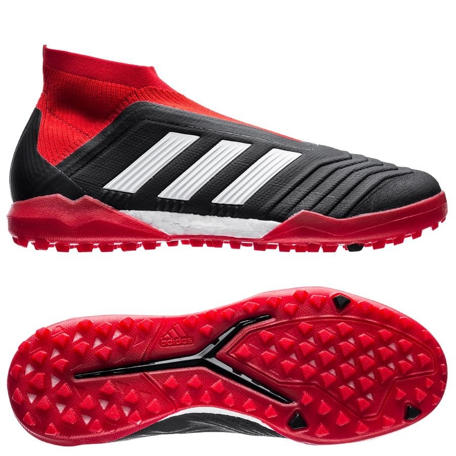 best sneakers de9cb 62525 adidas predator tango 18+ tf team mode - core blackfootwear whitered ...