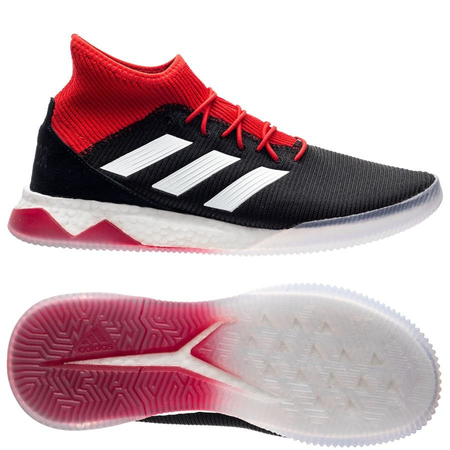 cheap for discount de4cd 85d0a adidas predator tango 18.1 trainer team mode - core blackfootwear whitered  ...