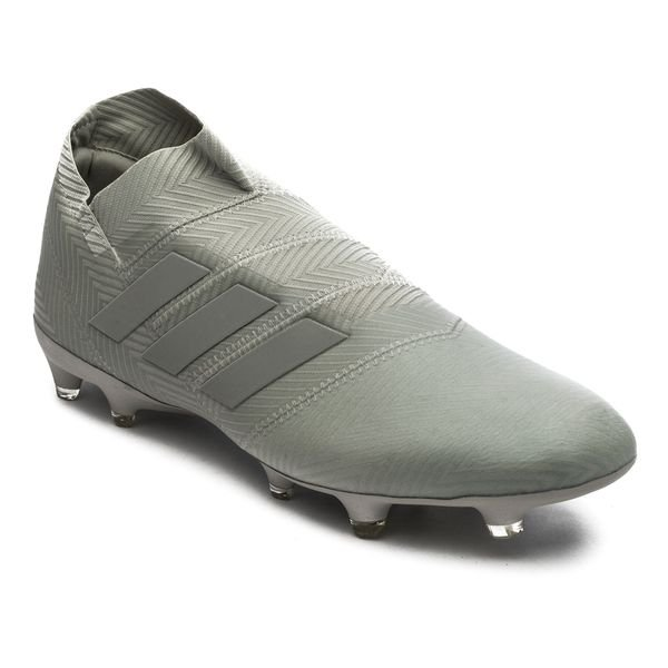 sports shoes e0725 94ddd ... adidas nemeziz 18+ fgag spectral mode - silverwhite - football boots  ...