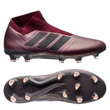adidas Nemeziz 18+ FG/AG Cold Mode - Burgundy/Legend Ink