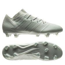 Image of   adidas Nemeziz 18.2 FG/AG Spectral Mode - Sølv/Hvid