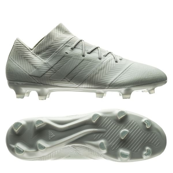 55af4350c25a adidas Nemeziz 18.2 FG AG Spectral Mode - Silver White