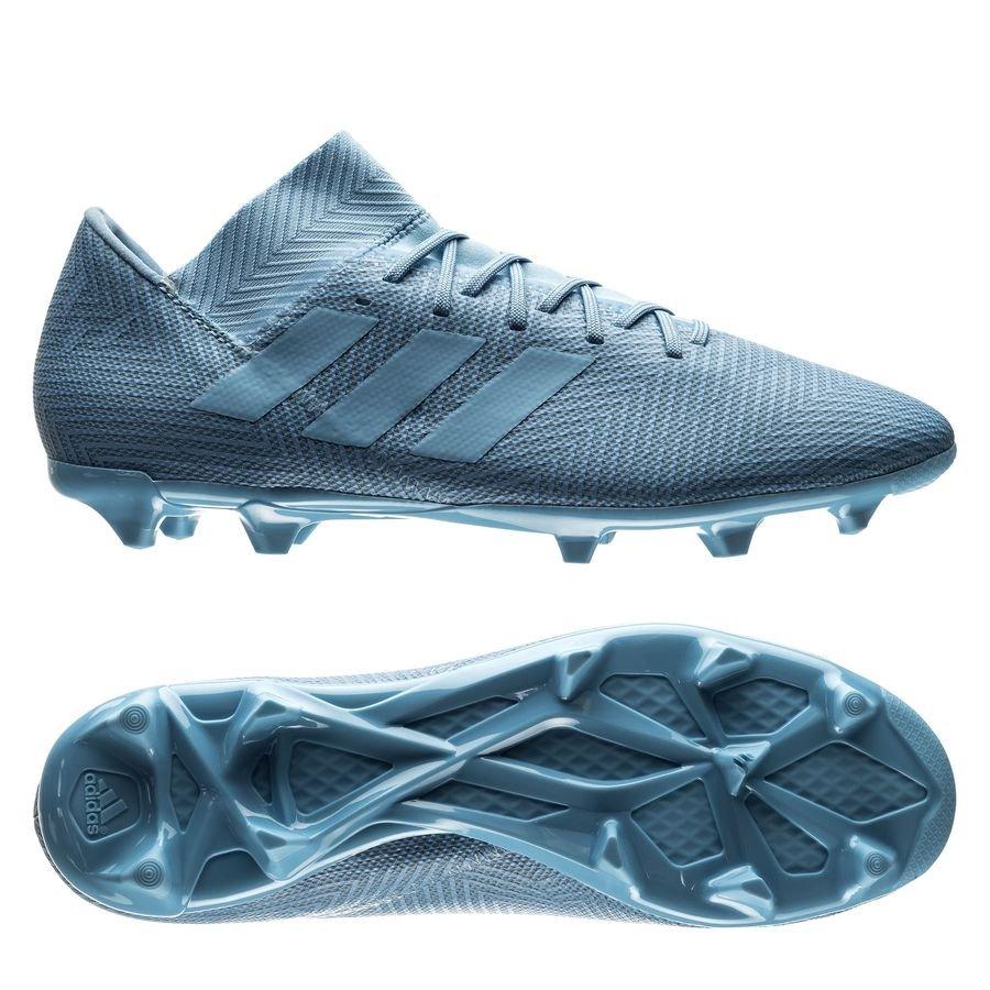 adidas Nemeziz Messi 18.3 FG/AG - Blå/Guld