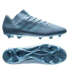 Image of   adidas Nemeziz Messi 18.3 FG/AG Spectral Mode - Blå/Guld