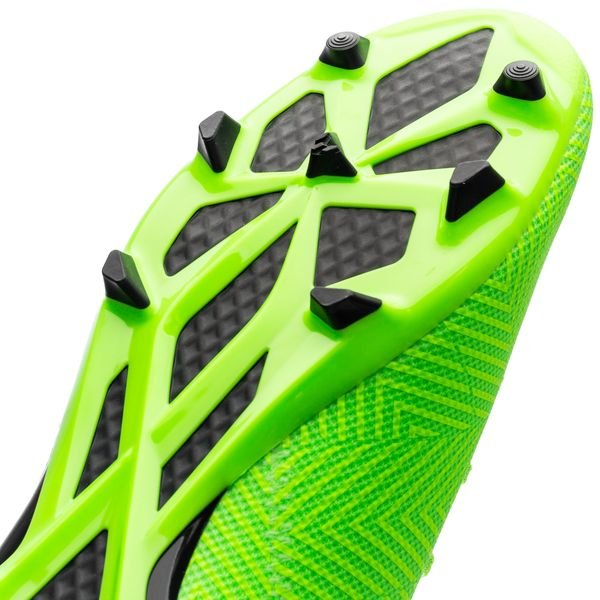 b8d7f201c adidas Nemeziz Messi 18.3 FG AG Energy Mode - Green Black