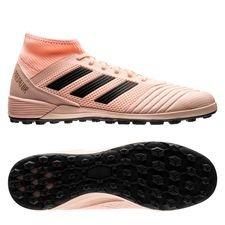 adidas predator tango 18.3 tf spectral mode - pink/sort - fodboldstøvler