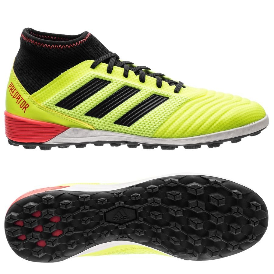 new style 42016 5fbc1 adidas predator tango 18.3 tf energy mode - solar yellow core black -  football boots ...