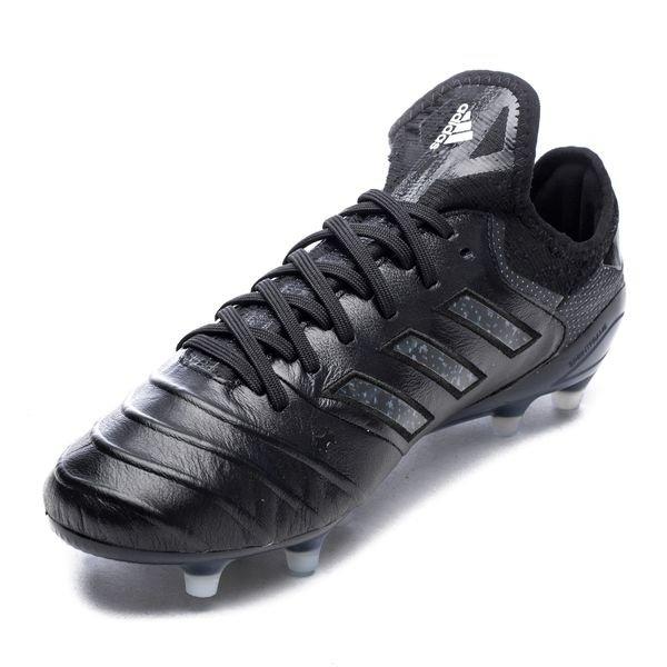 adidas Copa 18.1 FG/AG Shadow Mode - Core Black/Footwear White