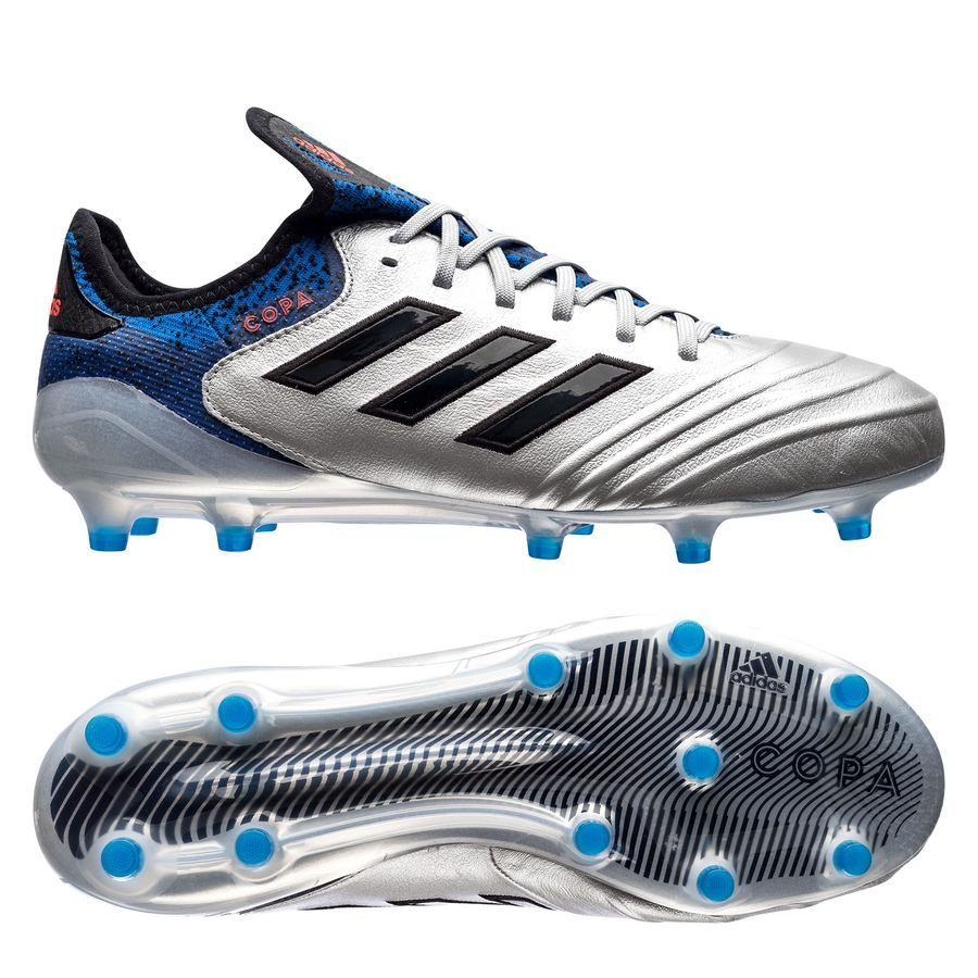 quality design ec0cb 25d02 adidas copa 18.1 fgag team mode - silver metalliccore blackblue ...