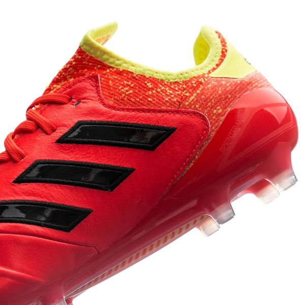Adidas Copa 18,1 Fg / Ag Mode Énergie - Rouge / Jaune