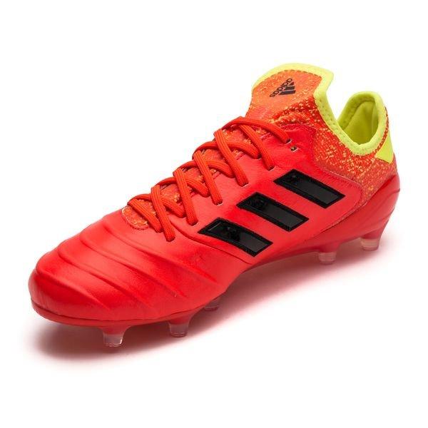 Adidas Copa 18,3 Fg / Ag Mode Énergie - Rouge / Jaune