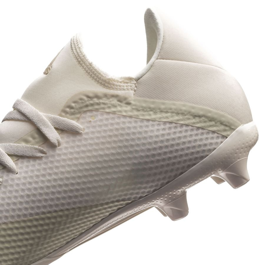 new concept 166eb ee08e adidas X 18.3 FGAG Spectral Mode - HvidSort  www.unisport.dk