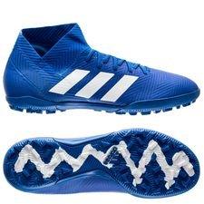 adidas Nemeziz Tango 18.3 TF Team Mode - Blauw/Wit