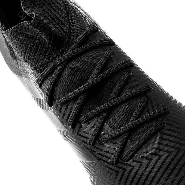 the latest cef8e 07bb0 ... adidas nemeziz tango 18.3 tf shadow mode - core black grey five -  football boots ...