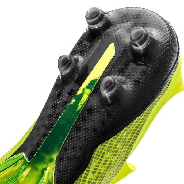 premium selection 779af 30cae adidas X 18+ FG AG Team Mode - Gul Sort Hvit 10