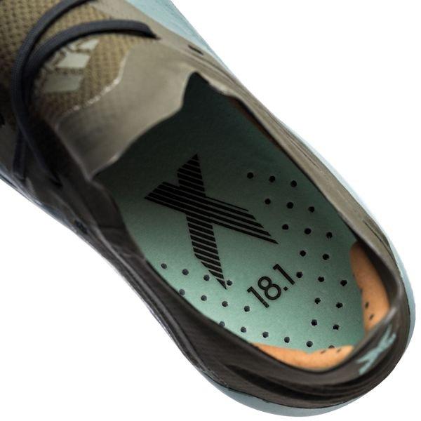 quality design 02d13 8524d ... adidas x 18.1 fgag cold mode - grønn - fotballsko