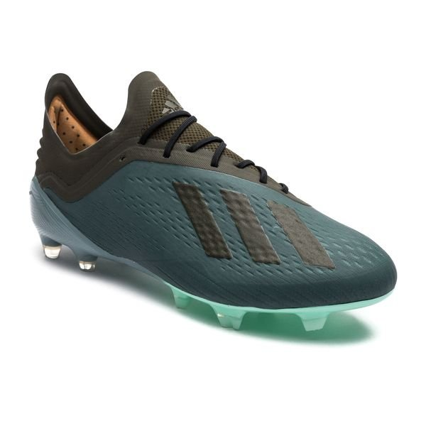 Adidas X 18 1 Fg Ag Cold Mode Raw Green Www