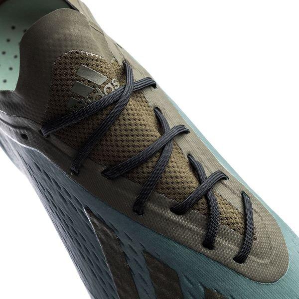 new concept aead8 a3d30 ... adidas x 18.1 fgag cold mode - grønn - fotballsko ...