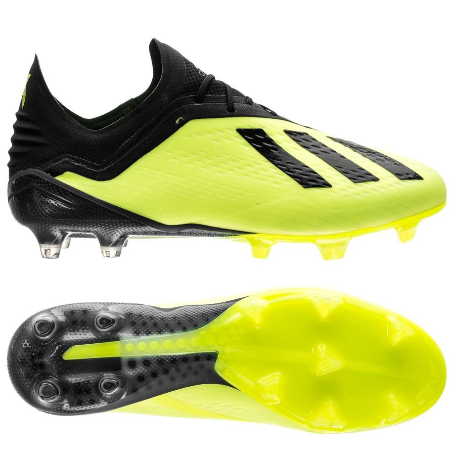 on sale ba73f 88d9d adidas X 18.1 FG AG Team Mode - Solar Yellow Core Black Footwear White    www.unisportstore.com