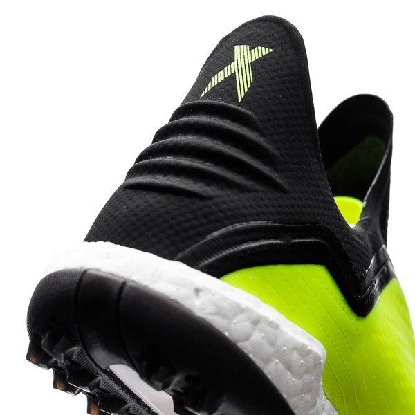 newest 89465 c086b ... adidas x tango 18+ tf team mode - jaunenoirblanc - chaussures