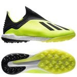 adidas X Tango 18+ TF Team Mode - Gelb/Schwarz/Weiß