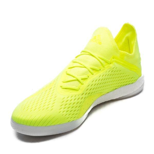los angeles b623a cb8f9 ... adidas x tango 18.1 trainer team mode - gul svart - sneakers ...