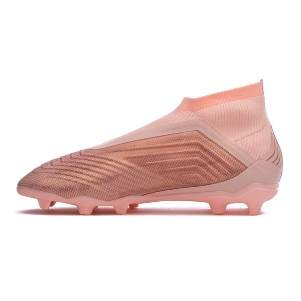 official store stable quality no sale tax adidas Predator 18+ FG/AG Spectral Mode - Trace Pink Kids