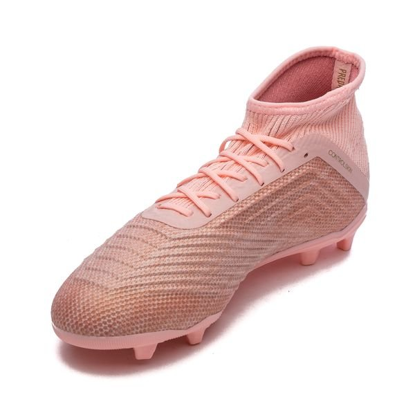 finest selection 2018 shoes really cheap adidas Predator 18.1 FG/AG Spectral Mode - Trace Pink Kids