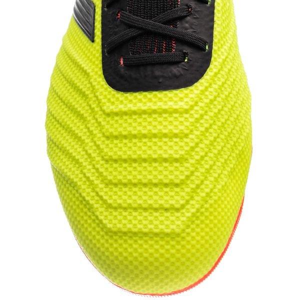 4ea718eb5b4 adidas Predator 18.1 FG AG Energy Mode - Solar Yellow Solar Red Kids ...