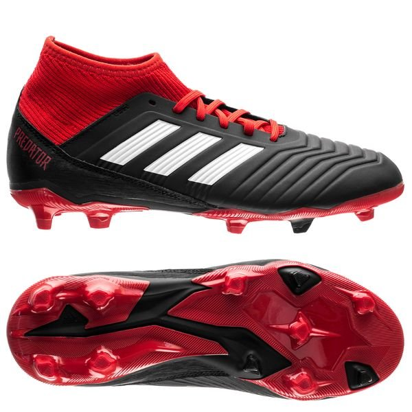 hot sales 38f35 35d21 64.95 EUR. Price is incl. 19% VAT. -50%. adidas Predator 18.3 FG AG Team  Mode - Core Black Footwear White Red