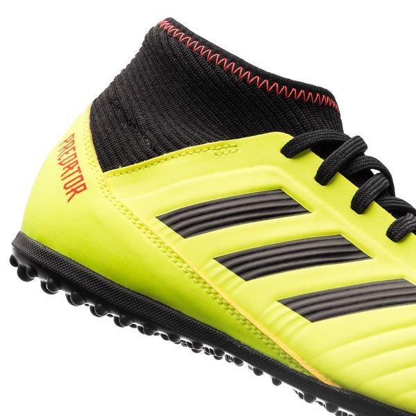 reputable site 08072 a634d adidas Predator Tango 18.3 TF Energy Mode - Solar Yellow Core Black Kids