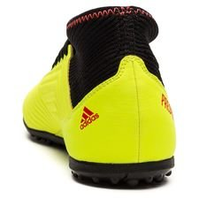 premium selection 19686 64e4e ... adidas predator tango 18.3 tf energy mode - gul svart barn -  fotbollsskor ...